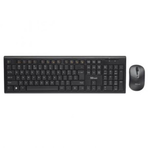 Kit tastatura + mouse Wireless Serioux Noblesse 9600