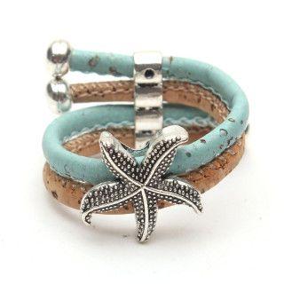 Inel Handmade Starfish